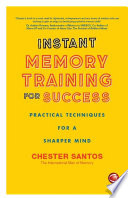 Instant Memory Training For Success book