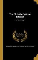 CHRISTIANS GRT INTEREST