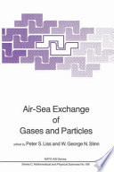 Air Sea Exchange of Gases and Particles