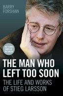 download ebook the man who left too soon pdf epub