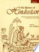 The History Of Hindustan (3 Vols.)