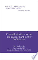 Current Indications for the Implantable Cardioverter Defibrillator