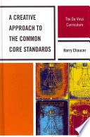 A Creative Approach to the Common Core Standards