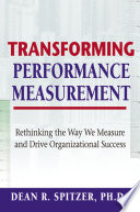 Transforming Performance Measurement