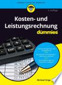 Kosten  und Leistungsrechnung f r Dummies
