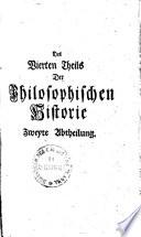 Jacob Bruckers, Kurtze Fragen Aus der Philosophischen Historie0