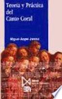 Teoría y práctica del canto coral