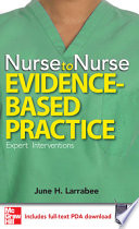 Nurse to Nurse Evidence Based Practice