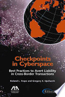 Checkpoints in Cyberspace