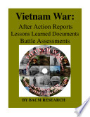 Vietnam War After Action Reports
