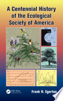 download ebook a centennial history of the ecological society of america pdf epub