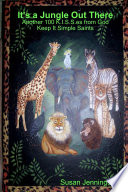 Ebook It's a Jungle Out There Epub Susan Jennings Apps Read Mobile