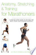 Anatomy  Stretching   Training for Marathoners