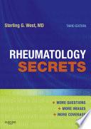 Rheumatology Secrets : rheumatic disorders with rheumatology secrets...