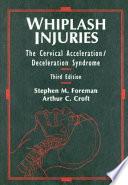 Whiplash Injuries