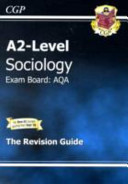A2-Level Sociology AQA Revision Guide
