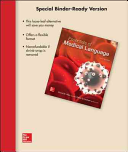 Loose Leaf for Essentials of Medical Language