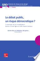 Le débat public, un risque démocratique ? L'exemple de la mobilisation autour d'une ligne haute tension