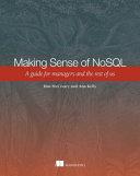 Making Sense of NoSQL Book Cover