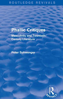 Phallic Critiques  Routledge Revivals