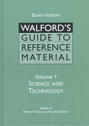 Walford S Guide To Reference Material Science And Technology book