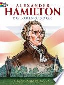 Alexander Hamilton Coloring Book