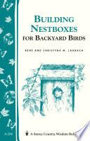 Build Nest Boxes for Backyard Birds