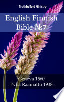 English Finnish Bible No7 And The New Testament And