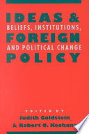 Ideas and Foreign Policy