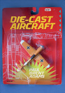 Die Cast Aircraft