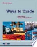 Ways to Trade