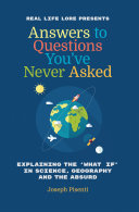Answers to Questions You've Never Asked Book