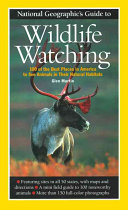 National Geographic s Guide to Wildlife Watching