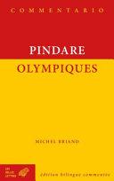 illustration Pindare, Olympiques