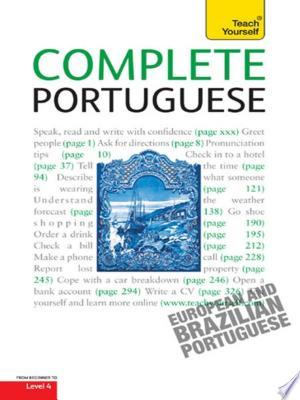 Complete Portuguese Beginner to Intermediate Course