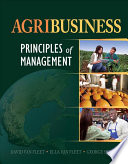Agribusiness  Principles of Management