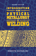 download ebook introduction to the physical metallurgy of welding pdf epub