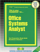 This Is Your Passbook For Office Systems Analyst