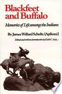 Blackfeet and Buffalo