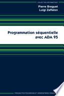 Programmation s  quentielle avec ADA 95
