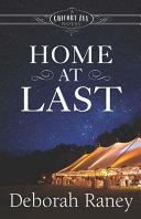 Home at Last  A Chicory Inn Novel