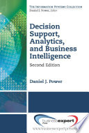 Decision Support  Analytics  and Business Intelligence  Second Edition