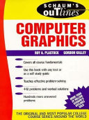 Best Schaum's Outline of Theory and Problems of Computer Graphics