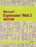 Microsoft Expression Web 3 Illustrated Complete