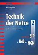 Technik der Netze, Band 2