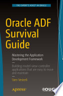 Oracle ADF Survival Guide