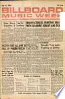 31 Jul 1961