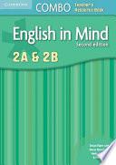 English in Mind Levels 2A and 2B Combo Teacher s Resource Book