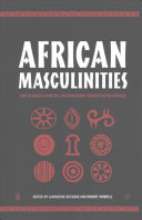 Ebook African Masculinities Epub L. Ouzgane,R. Morrell Apps Read Mobile