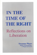 Ebook In the Time of the Right Epub Suzanne Pharr Apps Read Mobile
